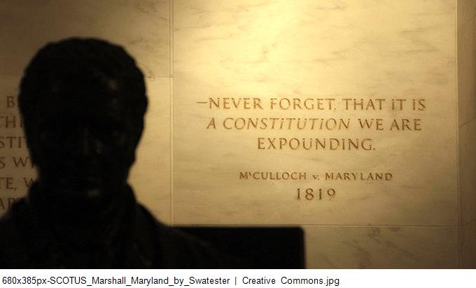 680x385px-SCOTUS_Marshall_Maryland_by_Swatester, Creative Commons - captioned
