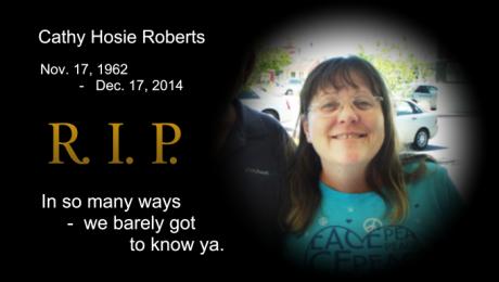 Cathy Hosie Roberts 3