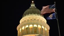 Utah State Capitol Bldg (Garrett - flickr blogger)x700